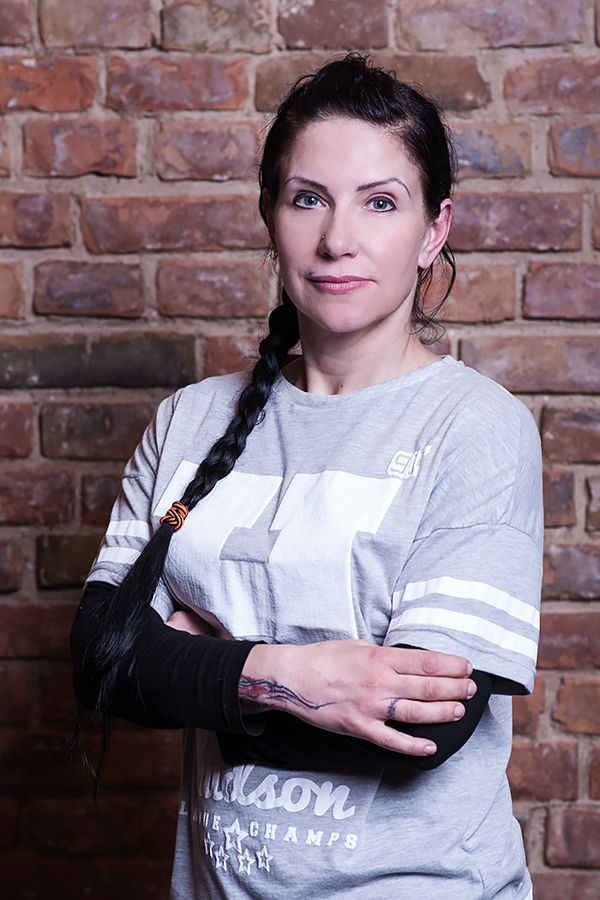 Margaretta Białas - trener personalny